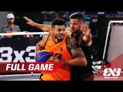 Caguas v Belgrade - Quarter-Final - Full Game - Abu Dhabi Final - 2016 FIBA 3x3 World Tour