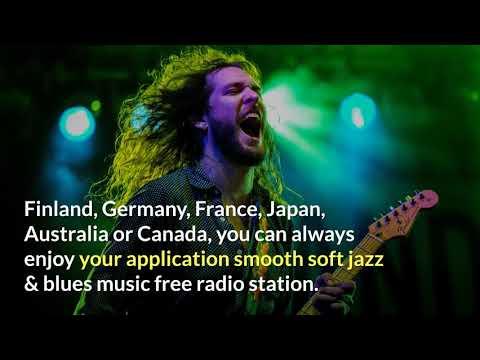 smooth soft jazz & blues music free radio station