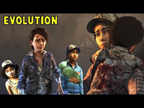 Clementine Telling Her Full Story in 10 Min - The Walking Dead The Final Season