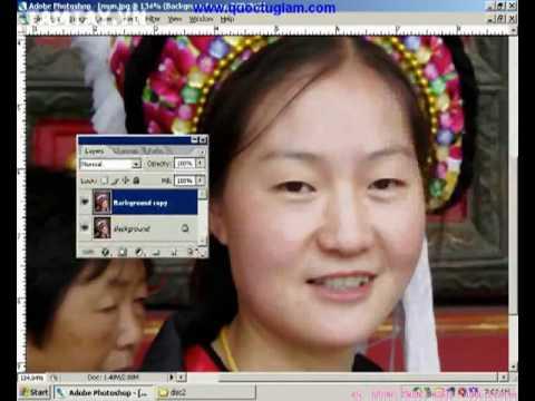 Bộ video hướng dẫn sử dụng Photoshop   Tiếng Việt dễ hiểu - Hnmovies.com 12