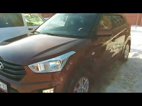 Жесть Hyundai Creta год мучений владельца.