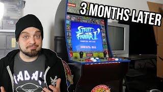 Arcade1UP Street Fighter 2 - Still Worth It After 3 Months?  | RGT 85