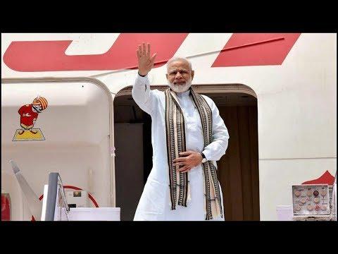 BRICS Summit : PM Modi leaves for Myanmar after successful BRICS Summit