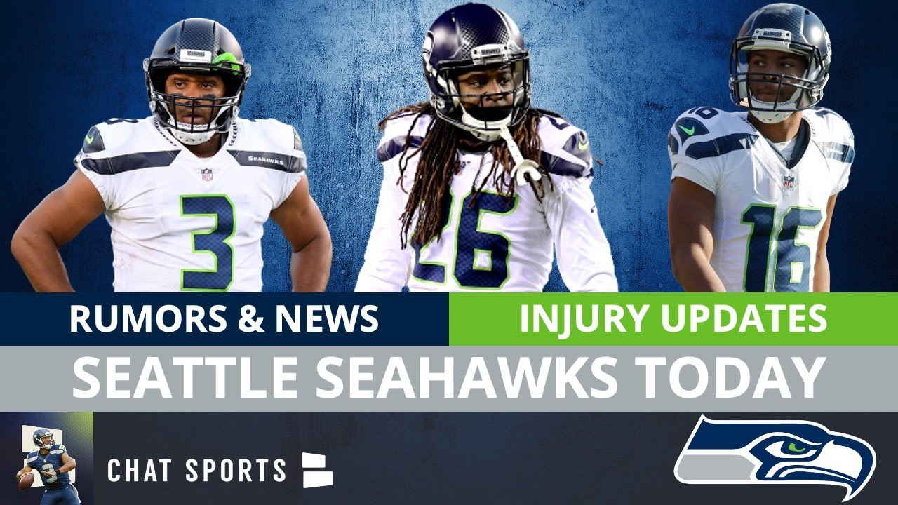 Seahawks Rumors & Injury News On Tyler Lockett, Shaquil Griffin, Dan Quinn, Carlos Hyde, Russ Wilson