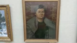 видео Выставка Андрея Ковалевского в Боровске