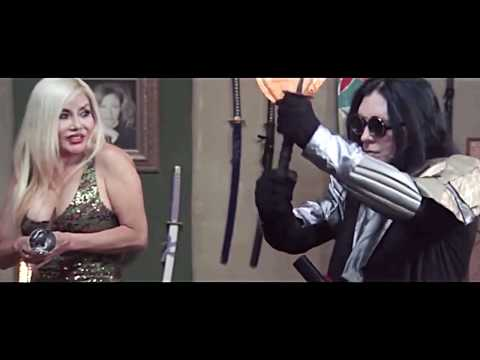 Tommy Wiseau and Dawna Lee Heising in Gregory Hatanaka's