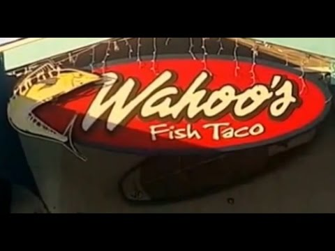 Wahoo's Fish Taco Beach Bar Restaurant 7891 Warner Ave Huntington Beach California