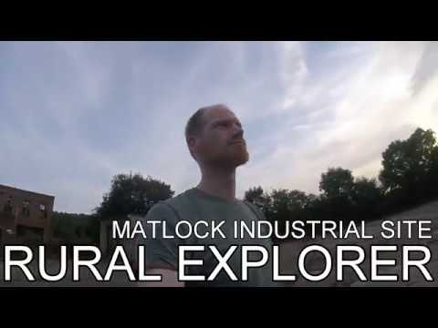 RURAL EXPLORER_MATLOCK INDUSTRIAL SITE