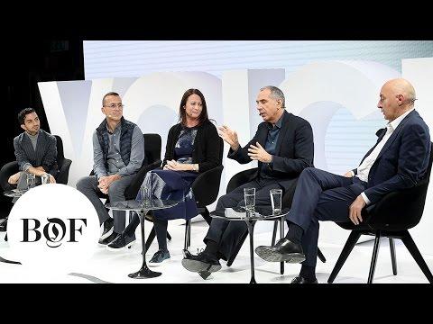Rethinking and Rewiring the Fashion System | Caroline Rush, Steven Kolb... | #BoFVOICES