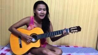 quynh scarlett - Chiều trên phá Tam Giang (tự chơi guitar)
