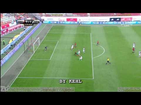 Lokomotiv Moscow 2-1 FC Krasnodar