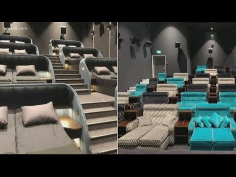 A Theatre In Switzerland Now Has Beds Youtube