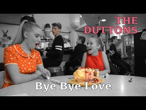 The Duttons - Bye Bye Love - Everly Brothers (Cover)