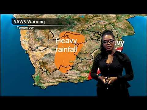 SA Weather Forecast | Monday, 22 April 2019 | #SABCWeather
