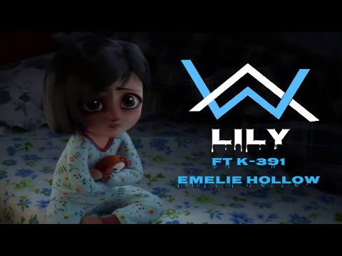 Alan Walker, K-391 & Emelie Hollow - Lily (sad Scary Emotional Animation HD Music Video 2019 )