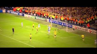 Manchester City 1:1 Borussia Dortmund | 03.10.12 | highlights