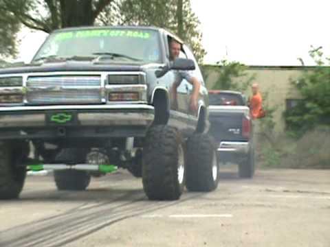 Leg pictures bad ass dodge trucks shop
