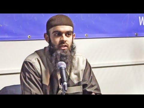 Diary of an Exorcist - Protection Against Jinns, Devils and Black Magic - Abu Ibraheem Husnayn thumbnail