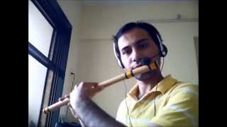 """Piyu Bole"" on  Flute..!!"