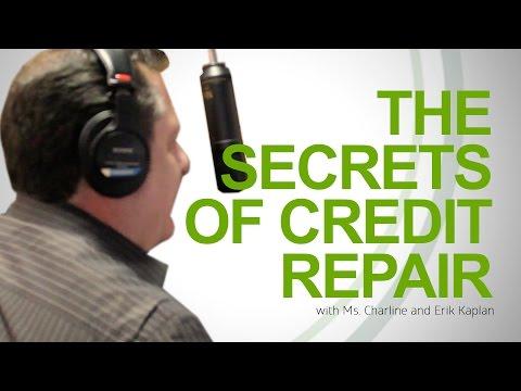 Secrets of Credit Repair with Erik Kaplan