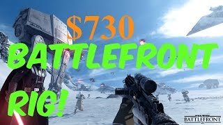 $730 Battlefront 1080p/1440p Gaming Rig