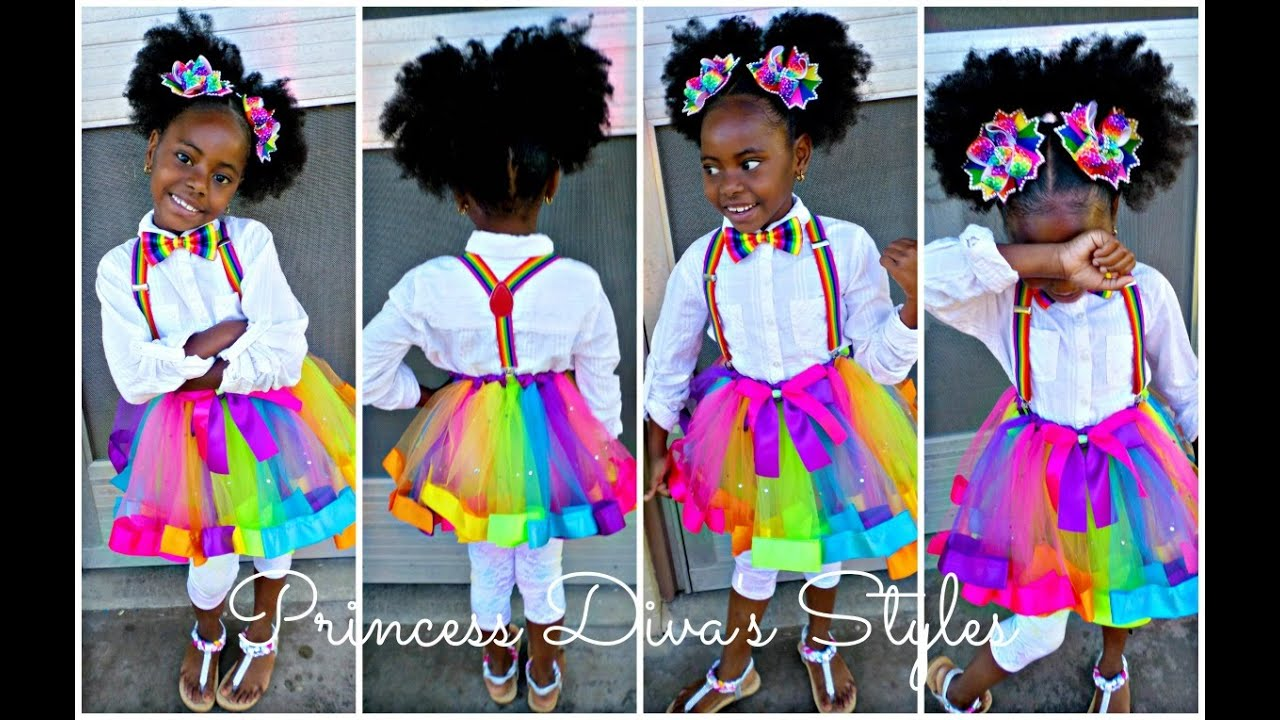 Princess Diva 1st Grade Spring Picture Day OOTD 432016