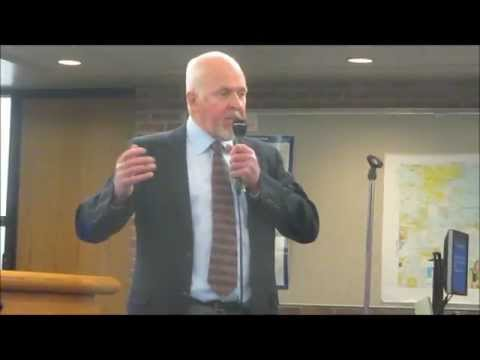 Hal Fitch of Michigan DEQ on Fracking