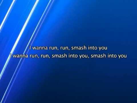 Smash into you by beyonce lyrics