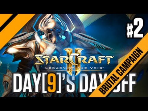 Day[9]'s Day Off - Legacy of The Void Brutal Campaign - P2