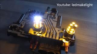 Make LED Car Bulbs Lamp Change Repair SMD LED Light