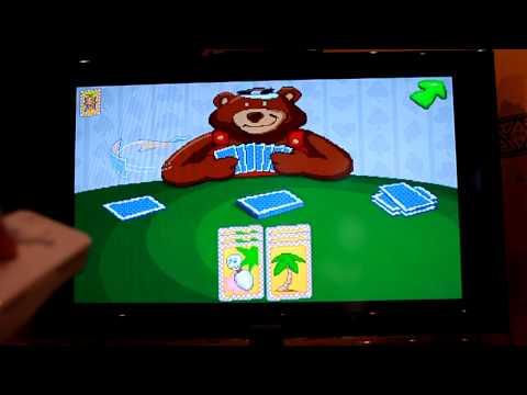 Putt-Putt & Fatty Bear's Activity Pack (Humongous Entertainment) (1993) Go Fish on Nintendo Wii |