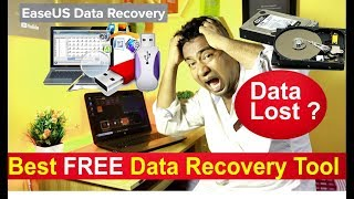 How to Recovery Lost Deleted data from Windows & Mac for FREE  - EaseUS  Data Recovery  Software
