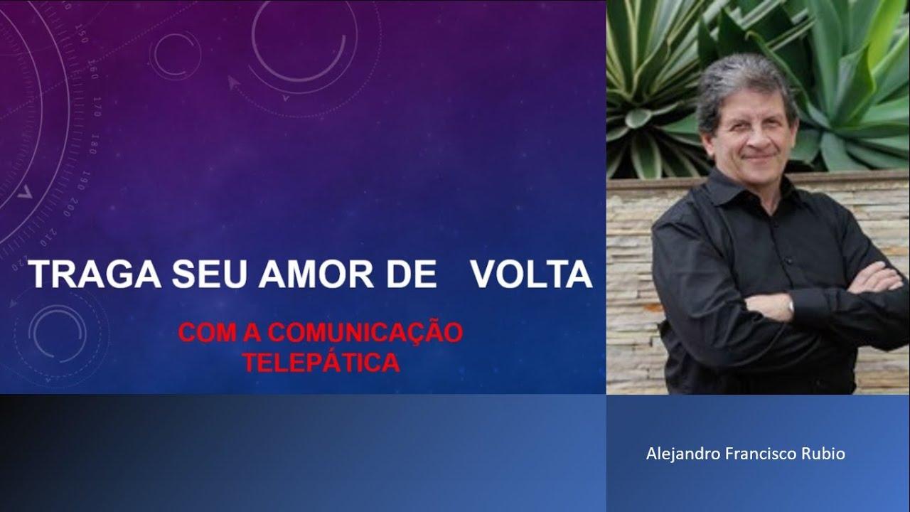 Traga seu amor de volta com a Comunicação Telepática