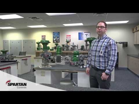 Spartan Controls Education Course - Emerson 1400 Valve Technician I