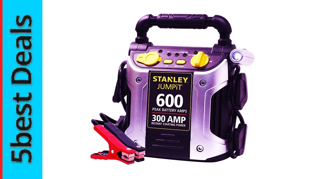 Best Portable Jump Starter 2020.Best Jump Starter Top 5 Best Jump Starter In 2020
