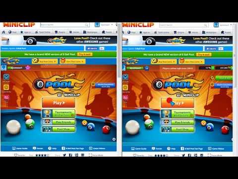8 ball pool cairo kasbah free 500K coins trick