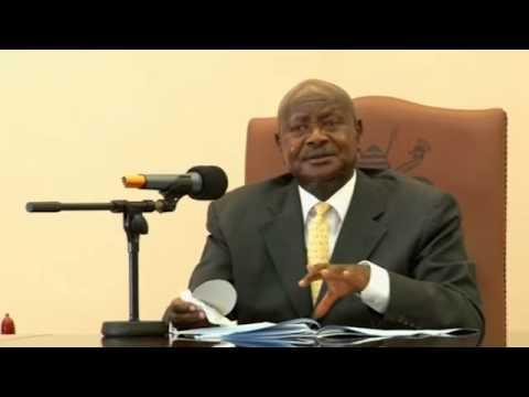 Uganda Signs Anti-Gay Law