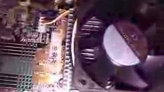 #024 - Asus A7V Motherboard (Socket A)