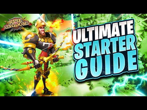 New Player Guide Starter Tips in RoK | Rise of Kingdoms