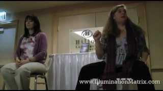 Illumination Matrix Channeling Session - 2012 LA Conscious Life Expo