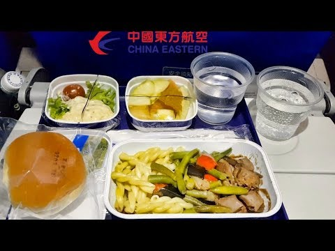 China Eastern Review - Economy Class Airbus A330-200 | Amsterdam - Shanghai