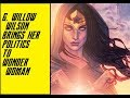 G. Willow Wilson Brings Sloppy Politics To Wonder Woman Comic Books