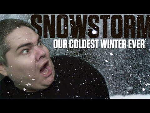 OUR COLDEST WINTER EVER!