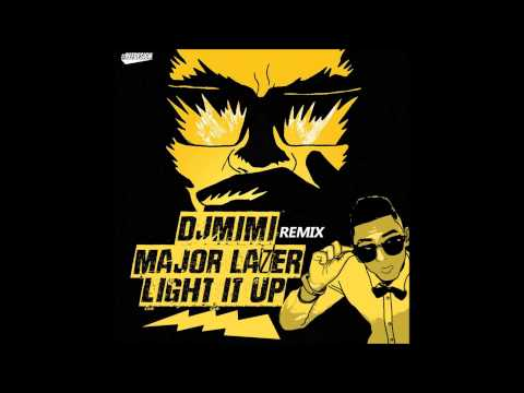 DJ MIMI FT MAJOR LAZER - LIGHT IT UP (REMIX) 2015