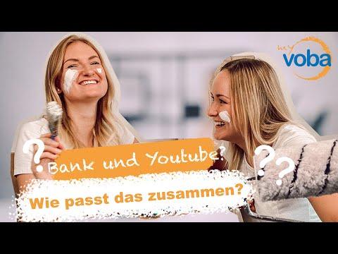 Bank Und YouTube? Wie Passt Das Zusammen? - Myvoba Banking By Angelina&Denise