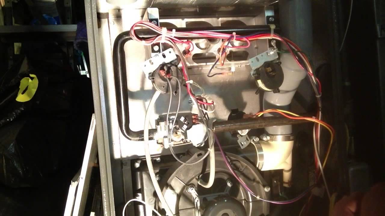 diy how to troubleshoot furnace igniter glow coil goodman [ 1280 x 720 Pixel ]
