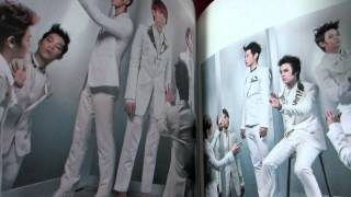 Unboxing B2ST/BEAST Midnight Sun Limited Edition
