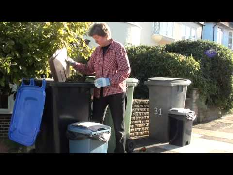 Brent's new waste collection service - recycle more
