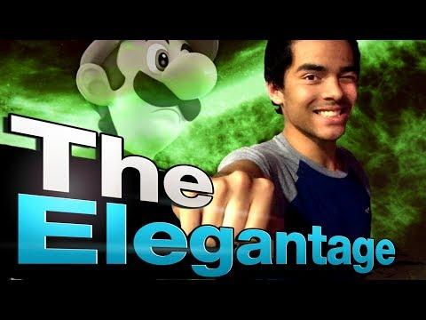 Smash 4 Wii U - The Elegantage (feat. Elegant)