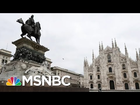 Hayes: President Donald Trump Has Turned The U.S. Into A Global Embarrassment | All In | MSNBC